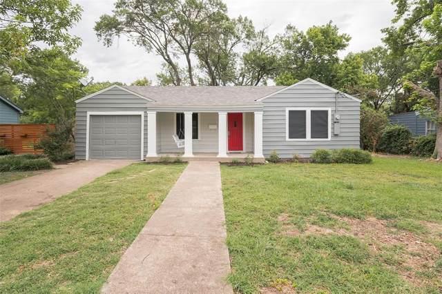 210 N Merrill Avenue, Duncanville, TX 75116 (MLS #14408399) :: Tenesha Lusk Realty Group