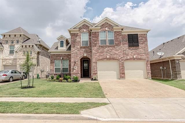 4017 Silk Vine Court, Fort Worth, TX 76262 (MLS #14408406) :: The Heyl Group at Keller Williams