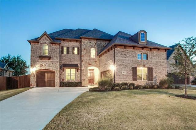 4812 Mcbreyer Place, Fort Worth, TX 76244 (MLS #14408411) :: The Mitchell Group