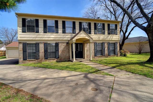 1 Straight Creek Court, Trophy Club, TX 76262 (MLS #14408421) :: The Heyl Group at Keller Williams