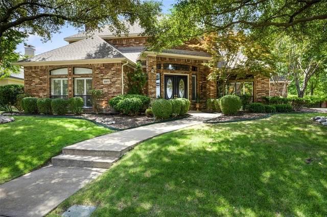 6911 Shoreview Drive, Mckinney, TX 75072 (MLS #14408422) :: NewHomePrograms.com LLC