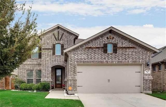 917 Green Coral Drive, Little Elm, TX 75068 (MLS #14408427) :: Team Tiller