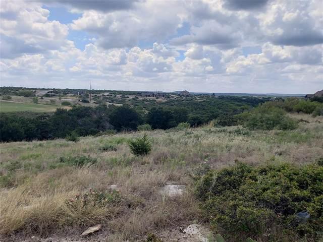 45 Winged Foot Drive, Graford, TX 76449 (MLS #14408430) :: Frankie Arthur Real Estate
