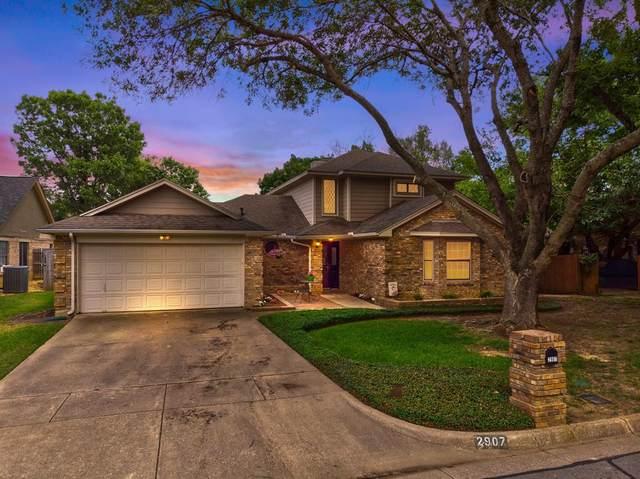 2907 Pitkin Drive, Arlington, TX 76006 (MLS #14408440) :: All Cities USA Realty