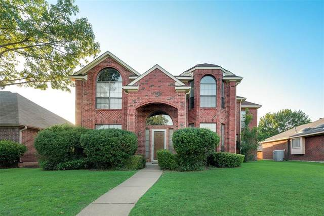 1701 Springwood Drive, Mesquite, TX 75181 (MLS #14408441) :: The Heyl Group at Keller Williams