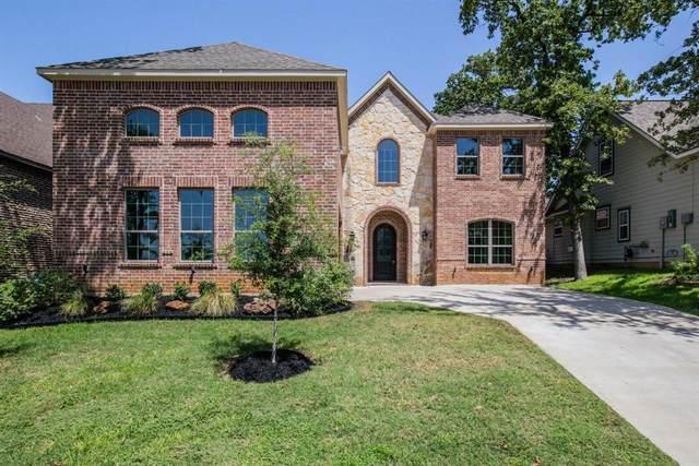 313 Matthew Avenue, Denton, TX 76210 (MLS #14408447) :: The Chad Smith Team