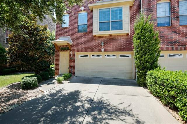 2646 Chambers Drive, Lewisville, TX 75067 (MLS #14408450) :: The Heyl Group at Keller Williams