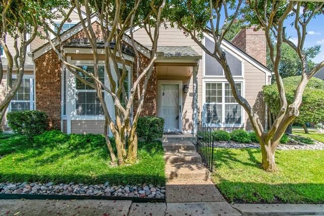 17820 Windflower Way #401, Dallas, TX 75252 (MLS #14408461) :: Hargrove Realty Group