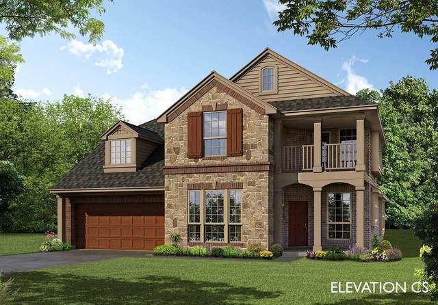 412 Ben Thomas Street, Burleson, TX 76028 (MLS #14408475) :: The Heyl Group at Keller Williams