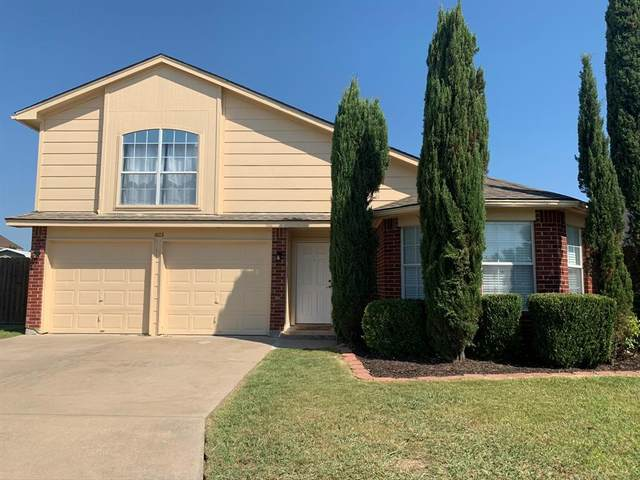 1803 Lost Trail Court, Arlington, TX 76002 (MLS #14408496) :: All Cities USA Realty