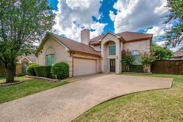 1302 Pagosa Place, Carrollton, TX 75007 (MLS #14408497) :: The Good Home Team