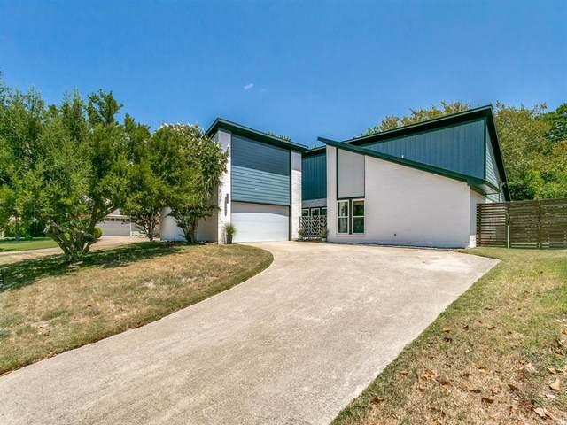2806 N. Creekwood Drive, Grapevine, TX 76051 (MLS #14408499) :: EXIT Realty Elite