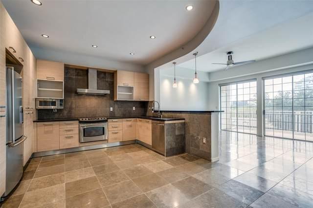 3225 Turtle Creek Boulevard #536, Dallas, TX 75219 (MLS #14408520) :: Frankie Arthur Real Estate