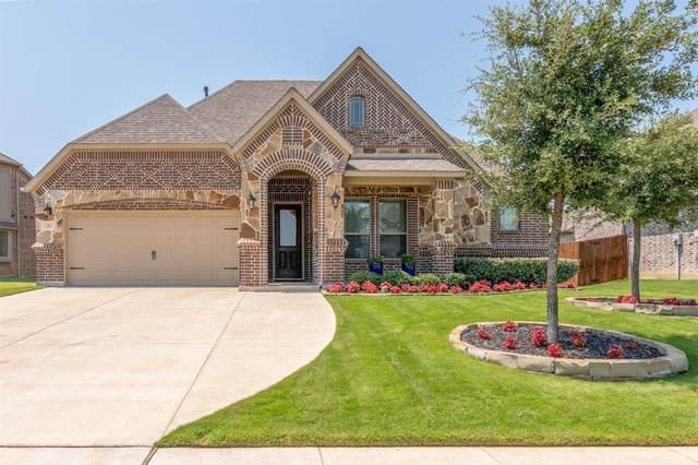 542 Big Bend Drive, Keller, TX 76248 (MLS #14408537) :: The Chad Smith Team