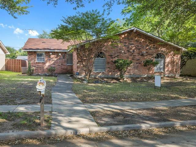 3112 Falkland Road, Carrollton, TX 75007 (MLS #14408549) :: The Good Home Team