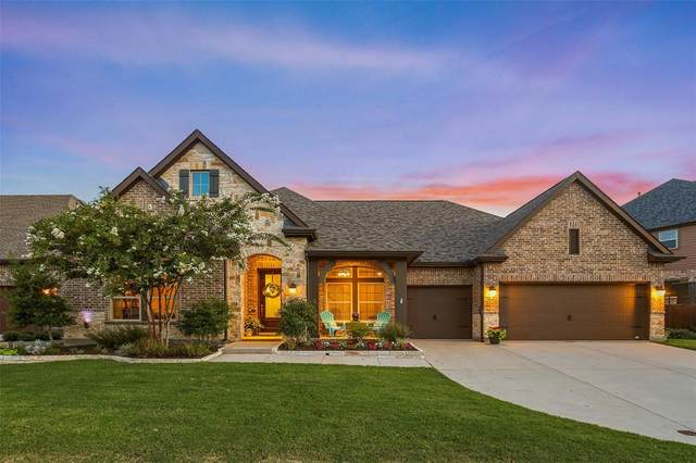 6409 Grand Bay Court, Mckinney, TX 75071 (MLS #14408569) :: The Heyl Group at Keller Williams