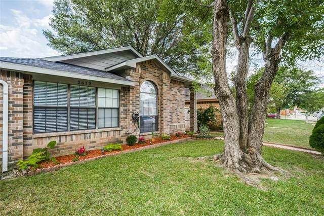 2612 Oak Bend Lane, Dallas, TX 75227 (MLS #14408585) :: The Heyl Group at Keller Williams