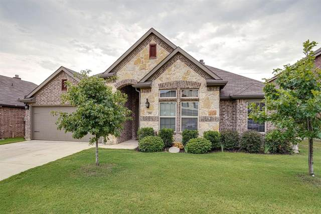 291 Hilltop Drive, Justin, TX 76247 (MLS #14408587) :: The Mauelshagen Group