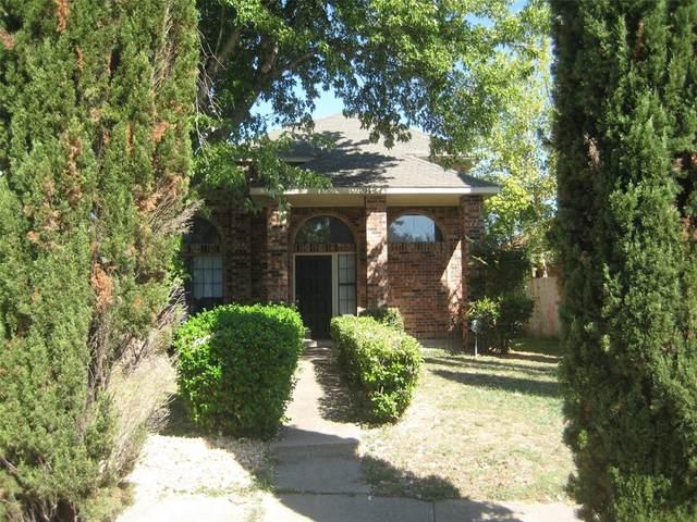 1533 Wheatfield Court, Mesquite, TX 75149 (MLS #14408609) :: RE/MAX Pinnacle Group REALTORS