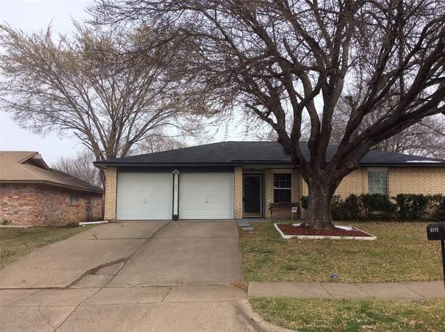 1625 Greywood Drive, Mesquite, TX 75149 (MLS #14408623) :: RE/MAX Pinnacle Group REALTORS