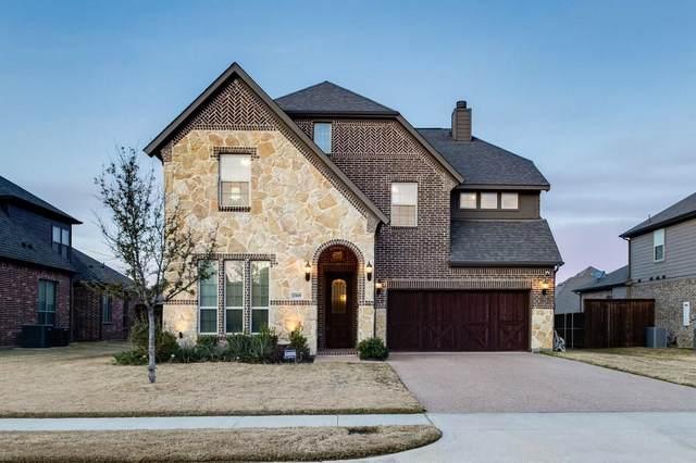 1909 Bent Creek Way, Mansfield, TX 76063 (MLS #14408635) :: Tenesha Lusk Realty Group