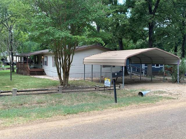 161 Natchez Trail, Mabank, TX 75156 (MLS #14408645) :: Real Estate By Design