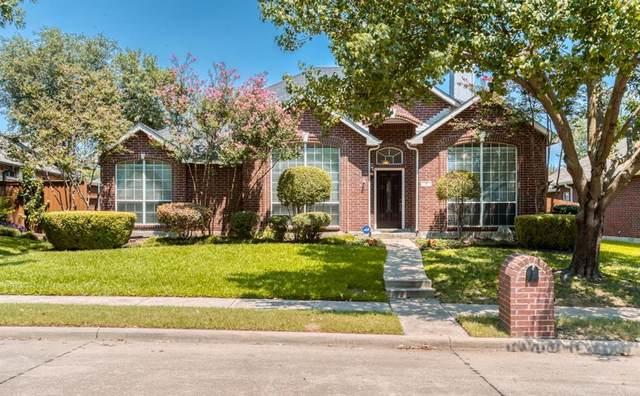 6 Harper Drive, Allen, TX 75002 (MLS #14408653) :: Maegan Brest | Keller Williams Realty