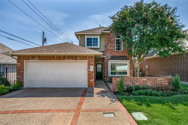 5074 Birchman Avenue, Fort Worth, TX 76107 (MLS #14408655) :: Real Estate By Design