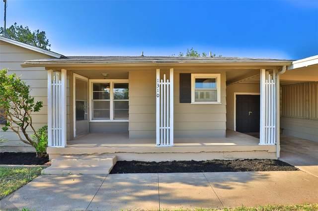 1310 Landon Street, Stamford, TX 79553 (MLS #14408657) :: The Good Home Team
