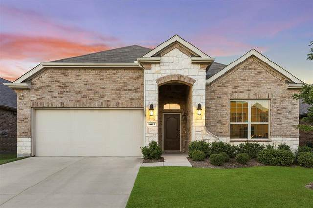 4013 Netherfield Road, Frisco, TX 75036 (MLS #14408668) :: The Heyl Group at Keller Williams