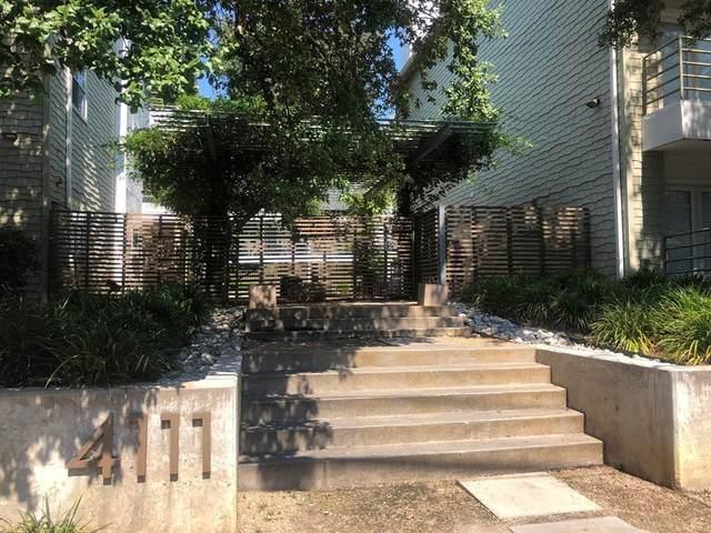 4111 Cole Avenue #33, Dallas, TX 75204 (MLS #14408682) :: The Heyl Group at Keller Williams