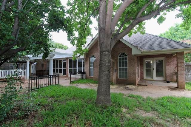 817 Waters Edge Drive, Abilene, TX 79602 (MLS #14408695) :: North Texas Team | RE/MAX Lifestyle Property