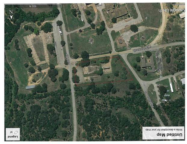 310 Lee Road, Mineral Wells, TX 76067 (MLS #14408706) :: The Tierny Jordan Network