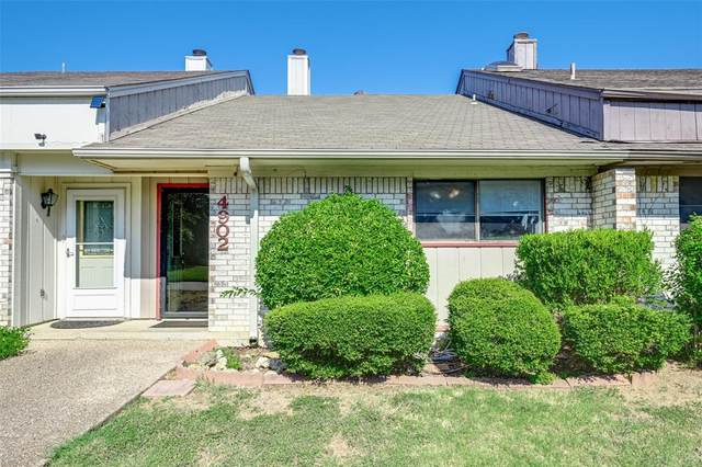 4902 Maryanna Way, North Richland Hills, TX 76180 (MLS #14408713) :: Team Hodnett