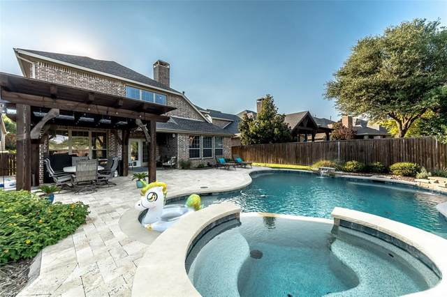 3417 Beaver Creek Lane, Mckinney, TX 75070 (MLS #14408725) :: The Heyl Group at Keller Williams