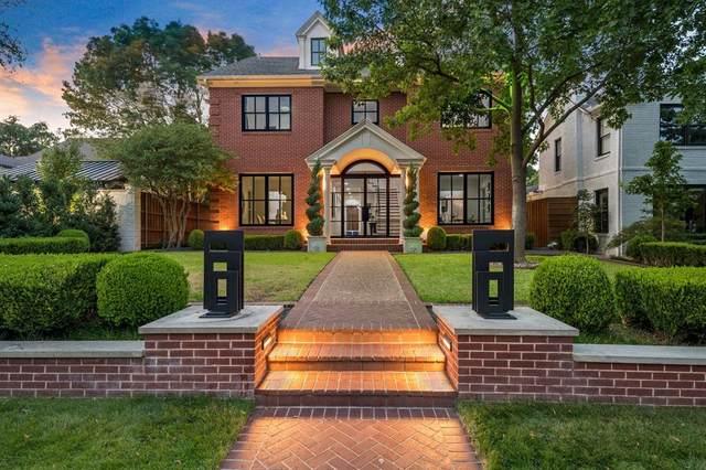 4324 Potomac Avenue, Highland Park, TX 75205 (MLS #14408746) :: The Kimberly Davis Group