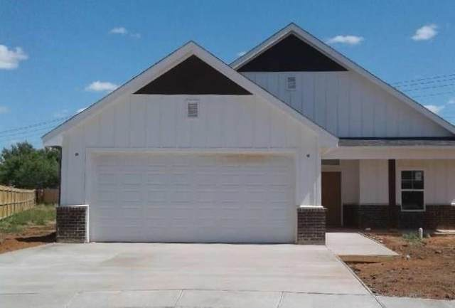 3749 Seymour Court, Abilene, TX 79606 (MLS #14408768) :: The Mitchell Group