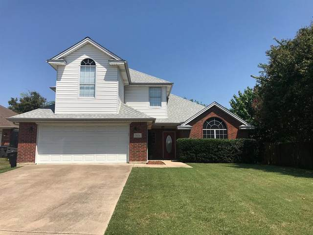7424 Cascade Court, Fort Worth, TX 76137 (MLS #14408792) :: The Heyl Group at Keller Williams