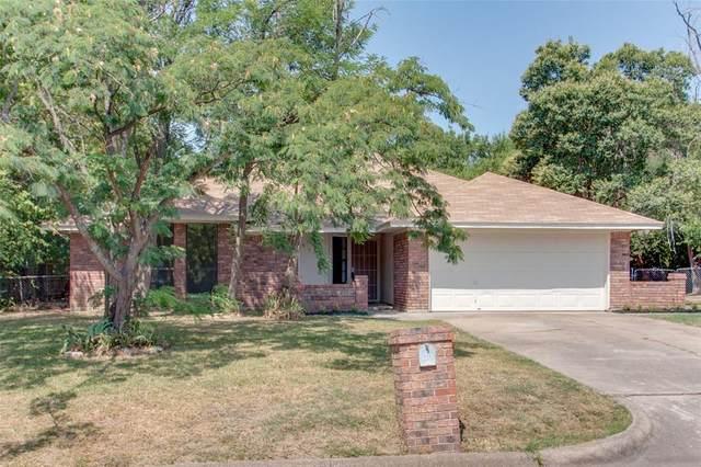 513 Crosby Avenue, White Settlement, TX 76108 (MLS #14408799) :: Team Tiller