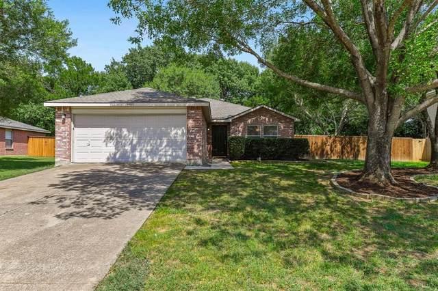 9401 Glen Falls Lane, Denton, TX 76210 (MLS #14408803) :: Maegan Brest | Keller Williams Realty