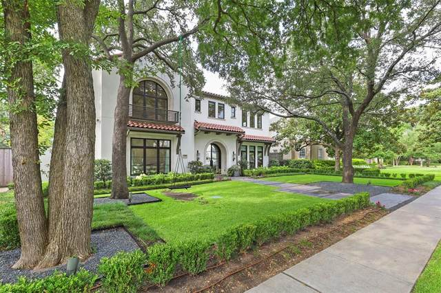 3141 Stanford Avenue, University Park, TX 75225 (MLS #14408822) :: Robbins Real Estate Group