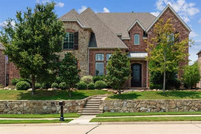 5739 Summer Star Lane, Frisco, TX 75036 (MLS #14408832) :: Lyn L. Thomas Real Estate | Keller Williams Allen