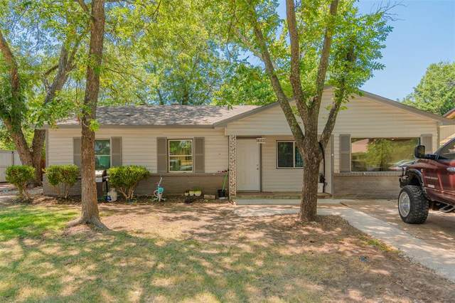 1530 Daniel Drive, Arlington, TX 76010 (MLS #14408872) :: The Heyl Group at Keller Williams