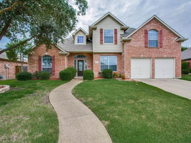 202 Pinewood Trail, Forney, TX 75126 (MLS #14408884) :: The Heyl Group at Keller Williams