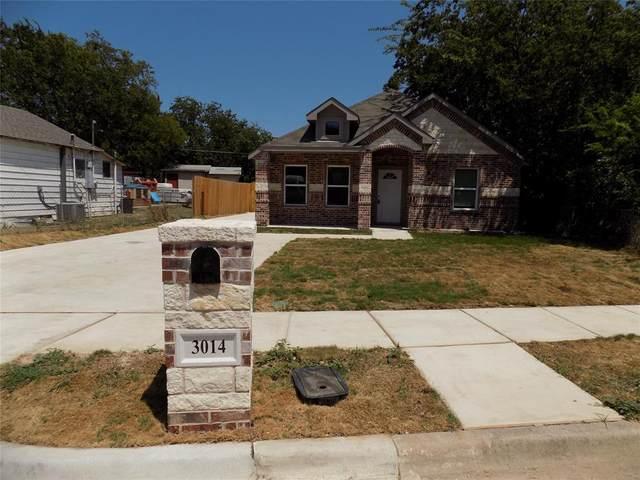 3014 Ellis Avenue, Fort Worth, TX 76106 (MLS #14408903) :: RE/MAX Pinnacle Group REALTORS