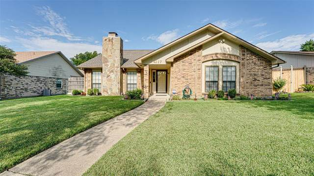 4117 Aralia Street, Mesquite, TX 75150 (MLS #14408907) :: RE/MAX Pinnacle Group REALTORS