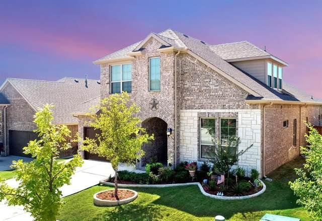 14809 Star Creek Drive, Aledo, TX 76008 (MLS #14408922) :: Tenesha Lusk Realty Group