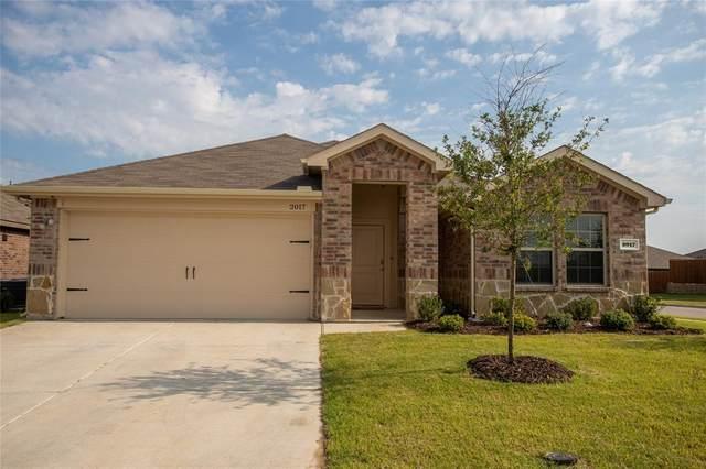 2017 Strongbark Drive, Royse City, TX 75189 (MLS #14408928) :: RE/MAX Landmark
