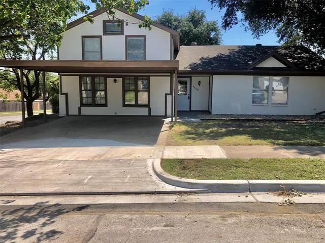 6632 Hughes Drive, Watauga, TX 76148 (MLS #14408939) :: The Mitchell Group