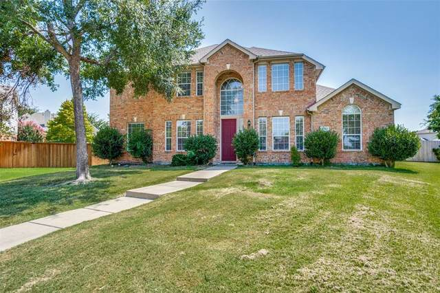 8101 Fountain Springs Drive, Plano, TX 75025 (MLS #14408940) :: The Chad Smith Team